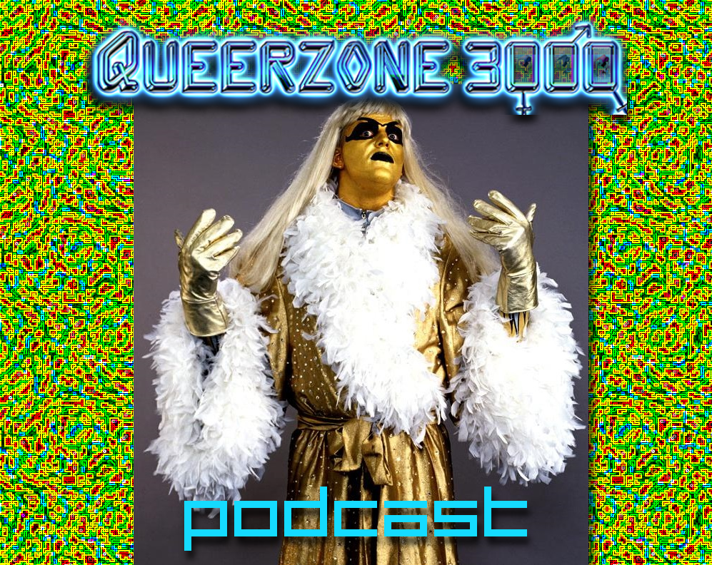 Queerzone Podcast Logo 004
