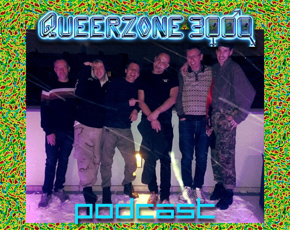 Queerzone Podcast Logo 005